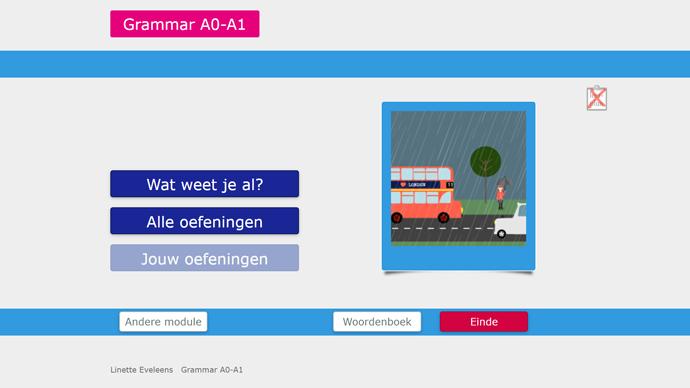 Muiswerk Grammar A0-A1